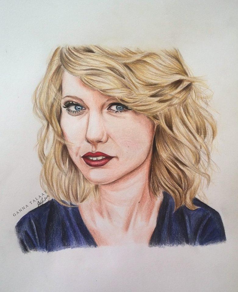 Taylor Swift por ganna